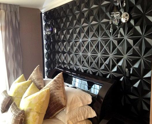 Bedroom Wall Decor 3d