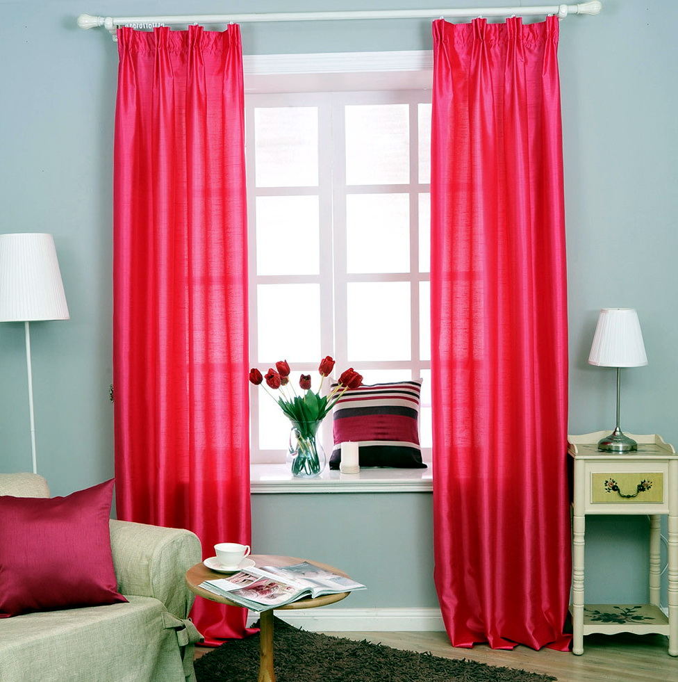 Best Color For Bedroom Curtains