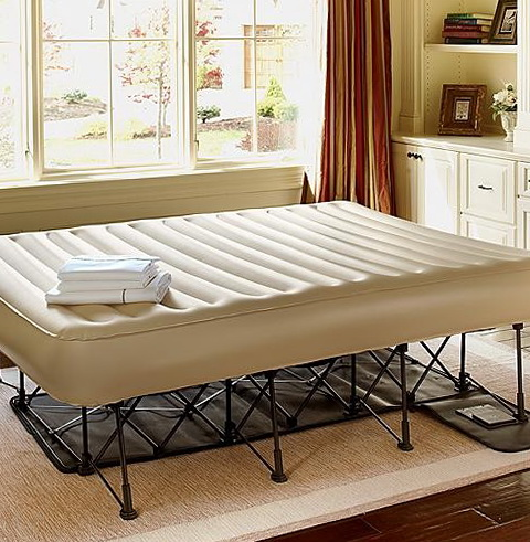 Best Inflatable Bed With Legs
