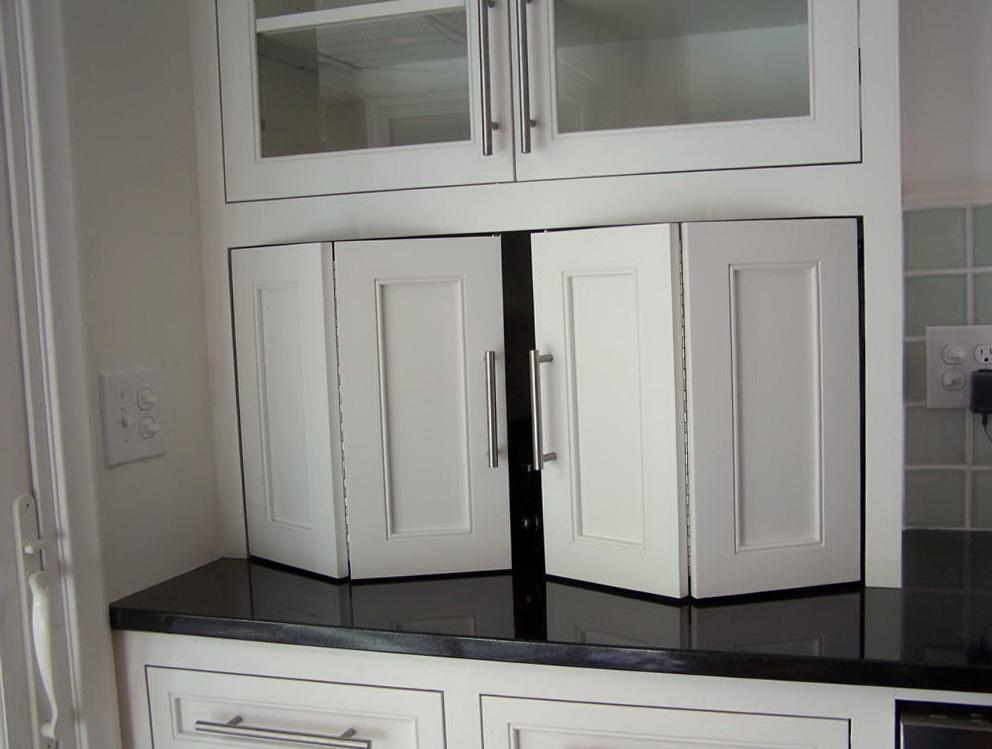 Bifold Cabinet Door Hardware