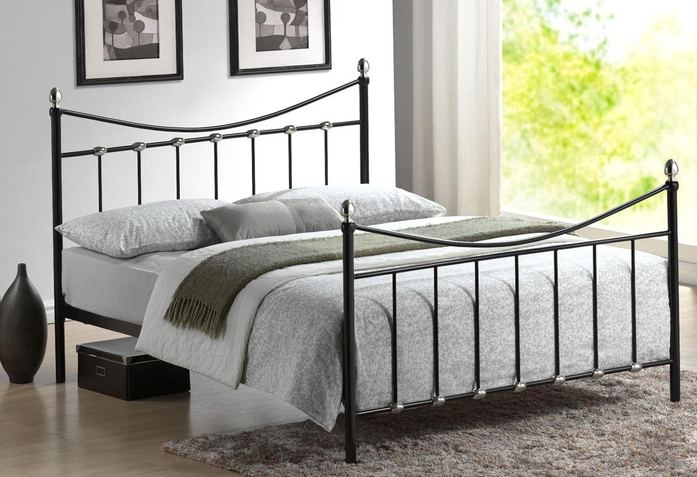 Black Bed Frame Ideas