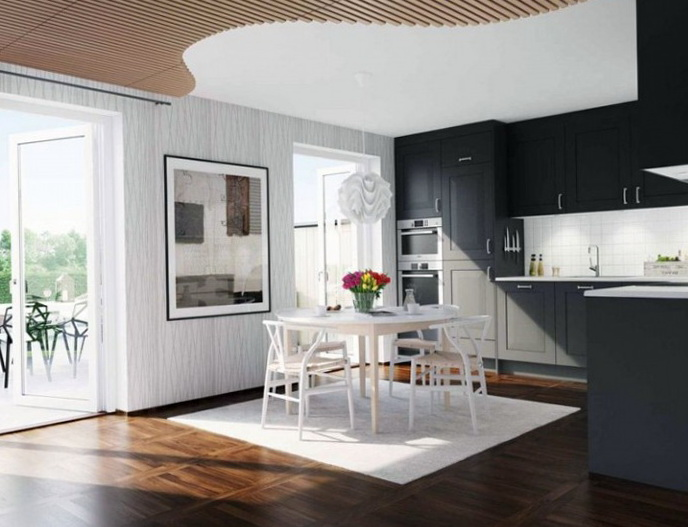 Black Kitchen Cabinets For Sale