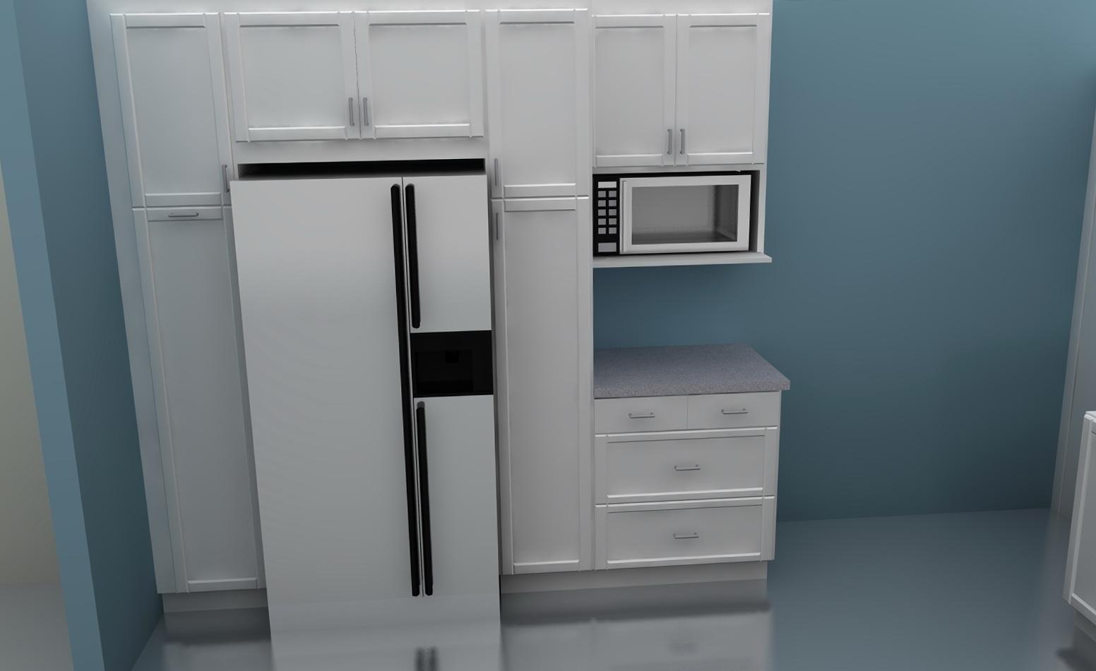 Blind Corner Pantry Cabinet