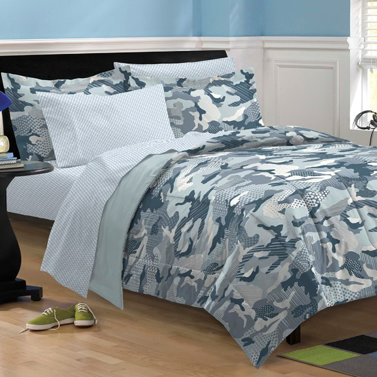 Blue Camo Bedding Setsblue Camo Bedding Sets
