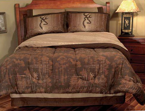 Browning Bed Sets For Girls