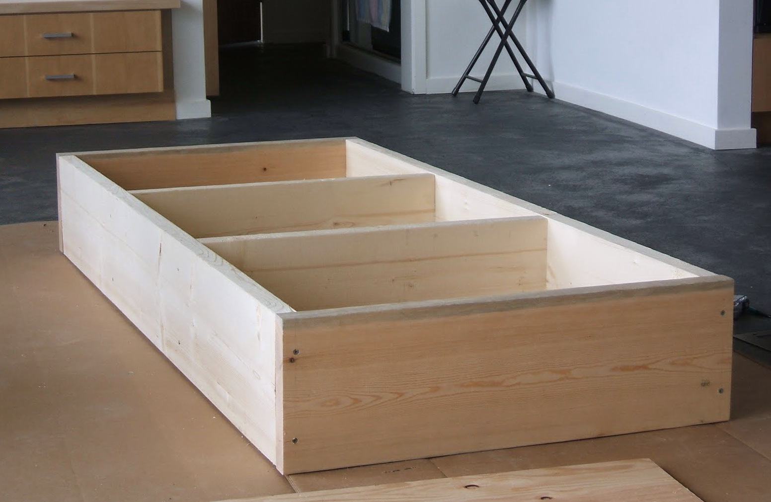 Build A Twin Platform Bed Frame