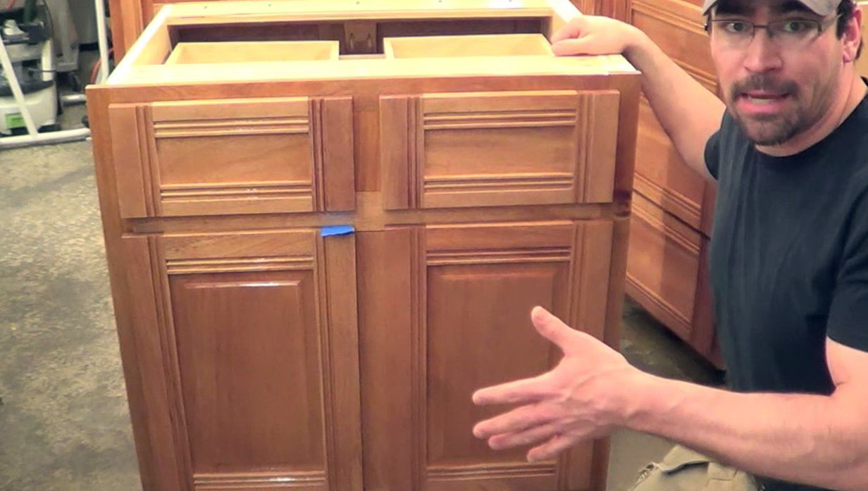 Building Kitchen Cabinets Youtube