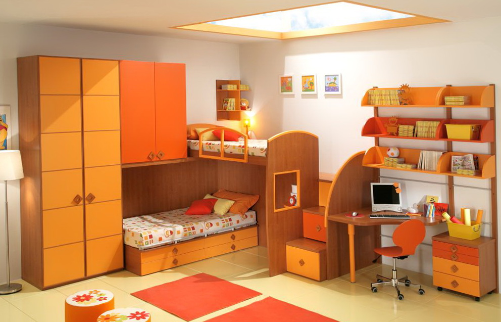 Bunk Beds For Boys And Girls