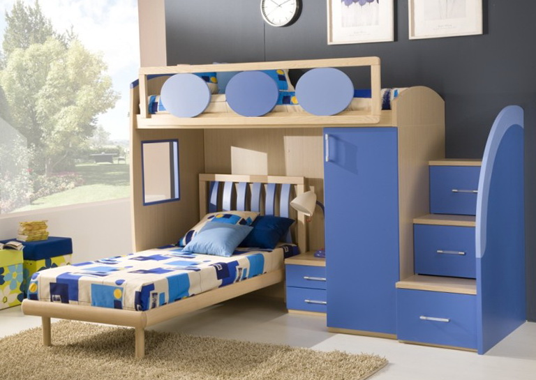 Bunk Beds For Boys Room