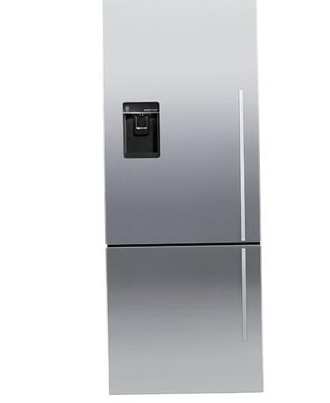 Cabinet Depth Refrigerator Freezer