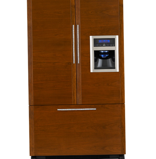 Cabinet Depth Refrigerator French Door