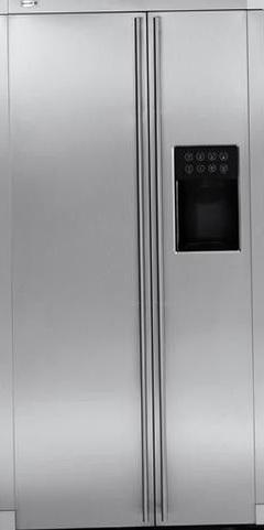 Cabinet Depth Refrigerator Ge