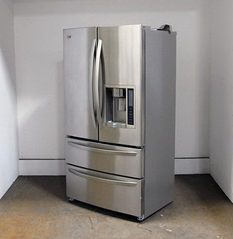 Cabinet Depth Refrigerator Lg