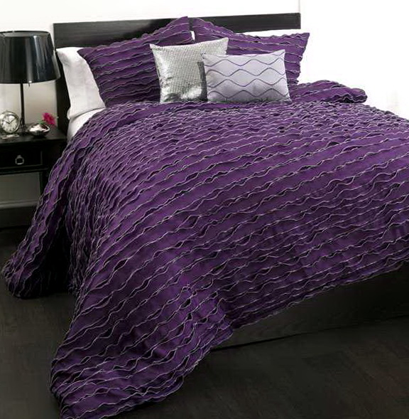Calvin Klein Bedding Purple