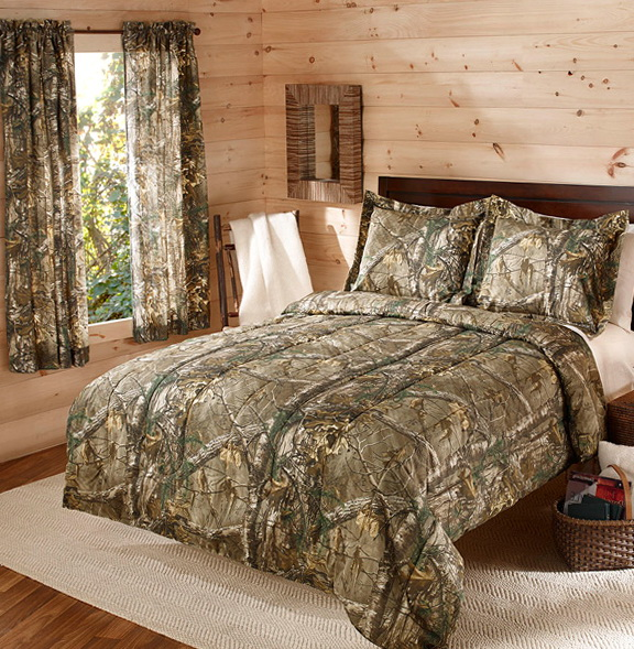 Camouflage Bedding Sets King