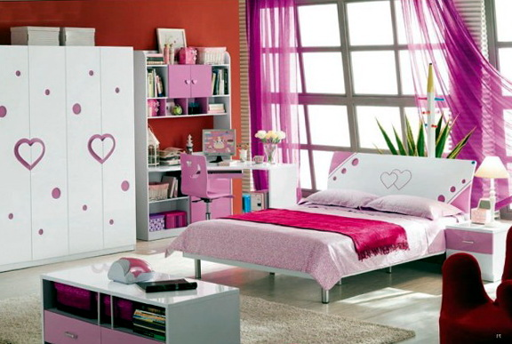 Cheap Bedroom Sets For Girls