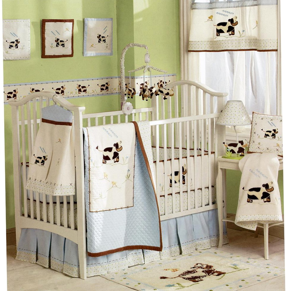 Cheap Crib Bedding For Boys