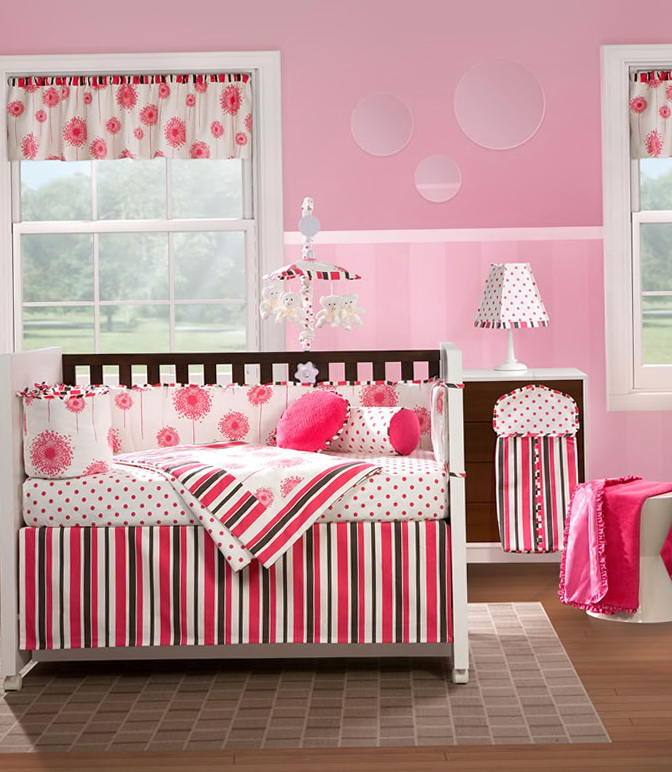 Cheap Crib Bedding Sets For Girl