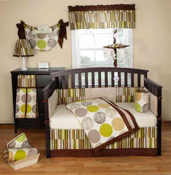 Cheap Crib Bedding Sets Neutral
