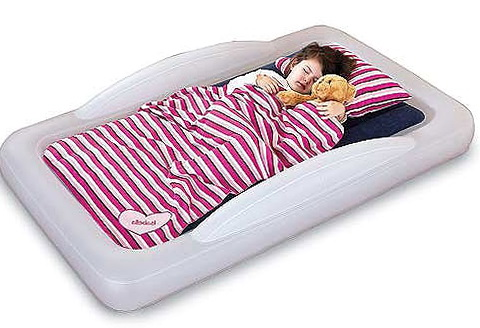 Children's Blow Up Beds