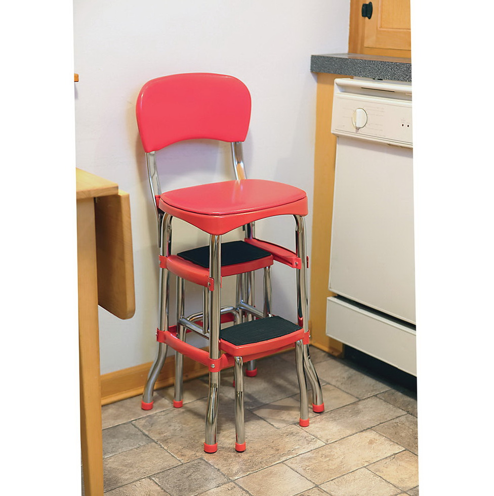Children's Kitchen Step Stool
