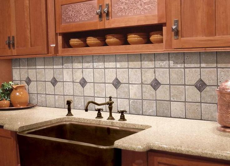 Classic Kitchen Tile Backsplash Ideas