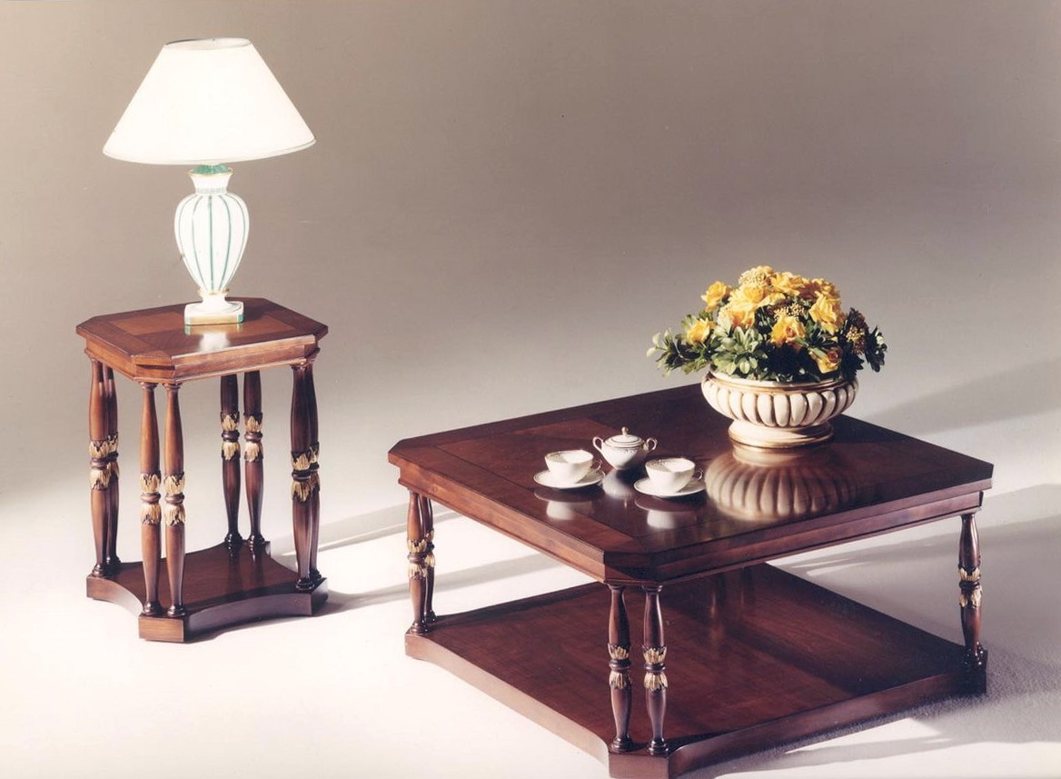 Classic Side Tables For Living Room
