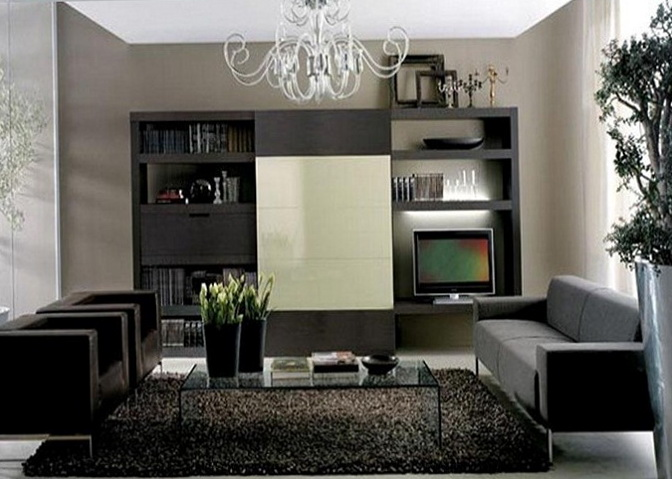 Color Schemes For Living Rooms With Black Furniture