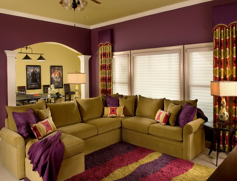 Colors For Living Room Walls 2013
