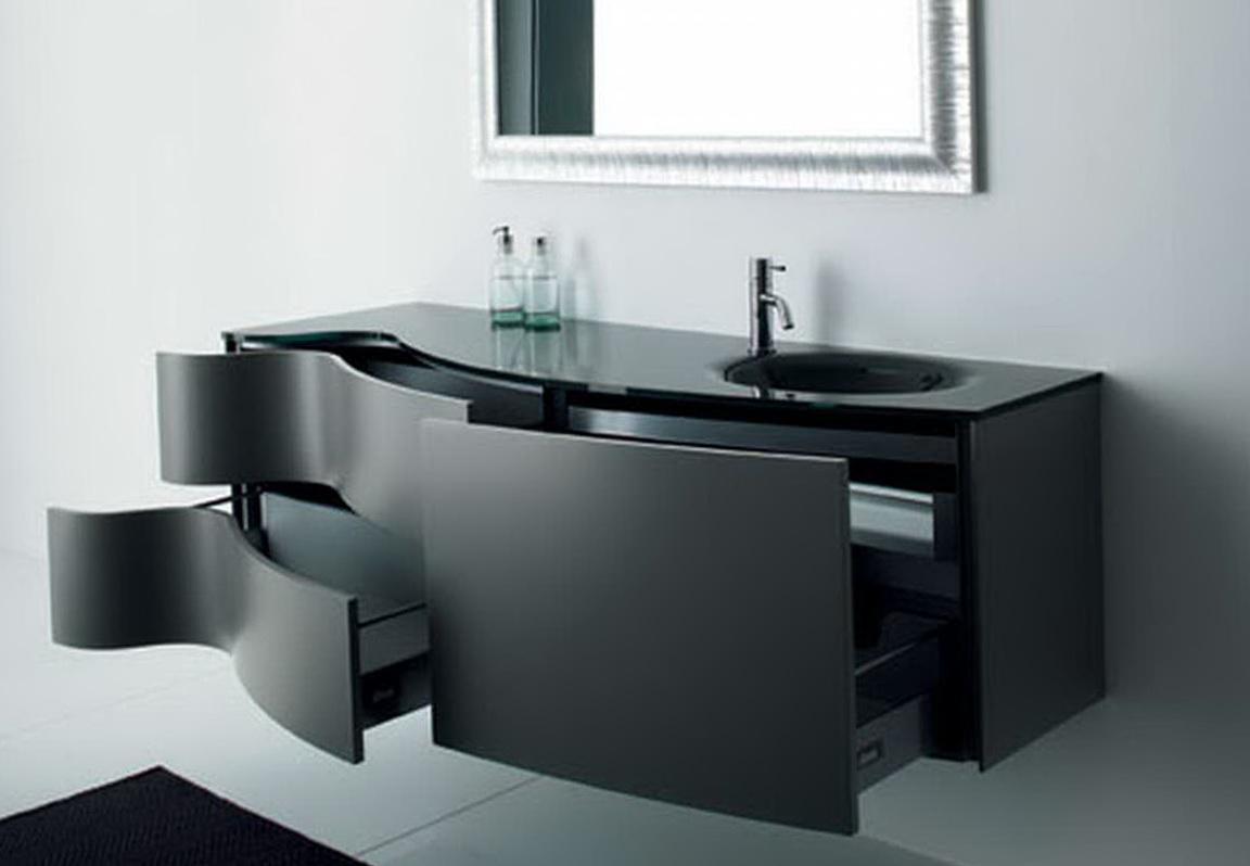 Contemporary Bathroom Cabinet Ideas
