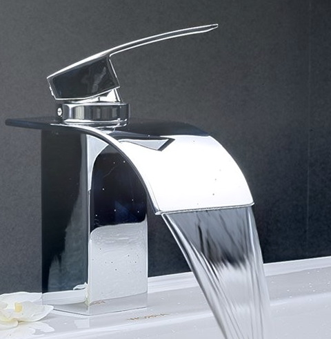 Contemporary Bathroom Sink Faucets