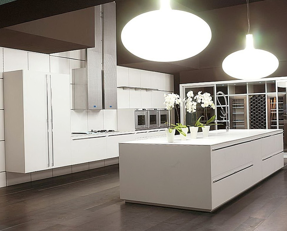 Contemporary Kitchen Cabinets Designs