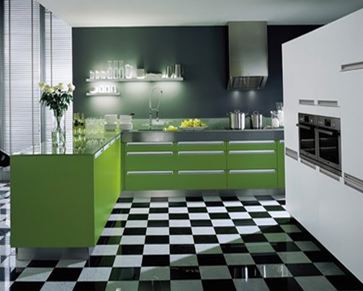 Contemporary Kitchen Designs 2013