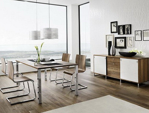 Contemporary Kitchen Dining Sets