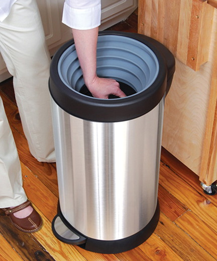 Cool Kitchen Trash Canscool Kitchen Trash Cans