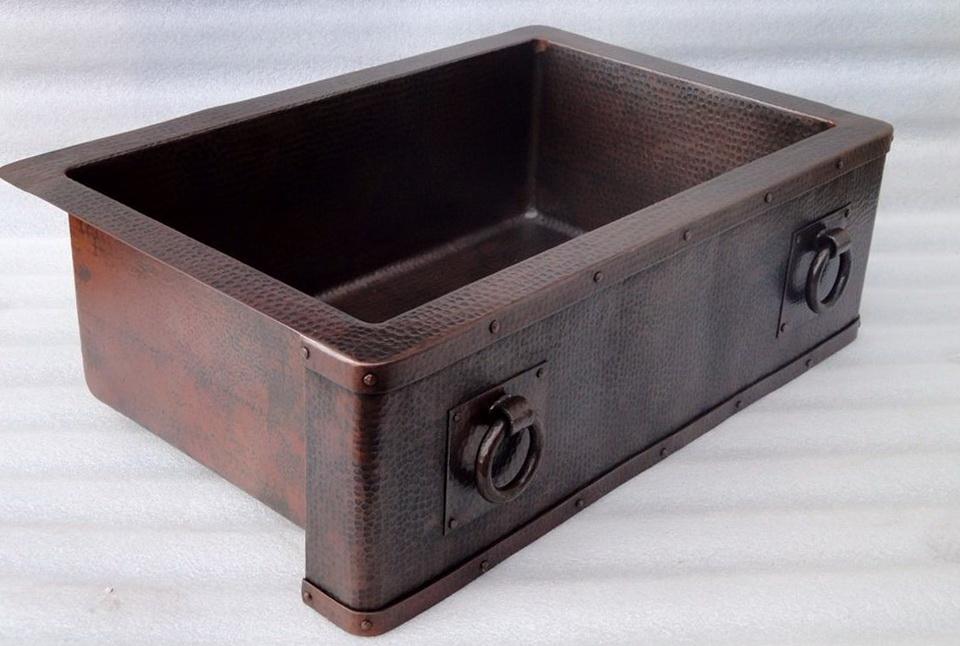Copper Kitchen Sinks Ebay