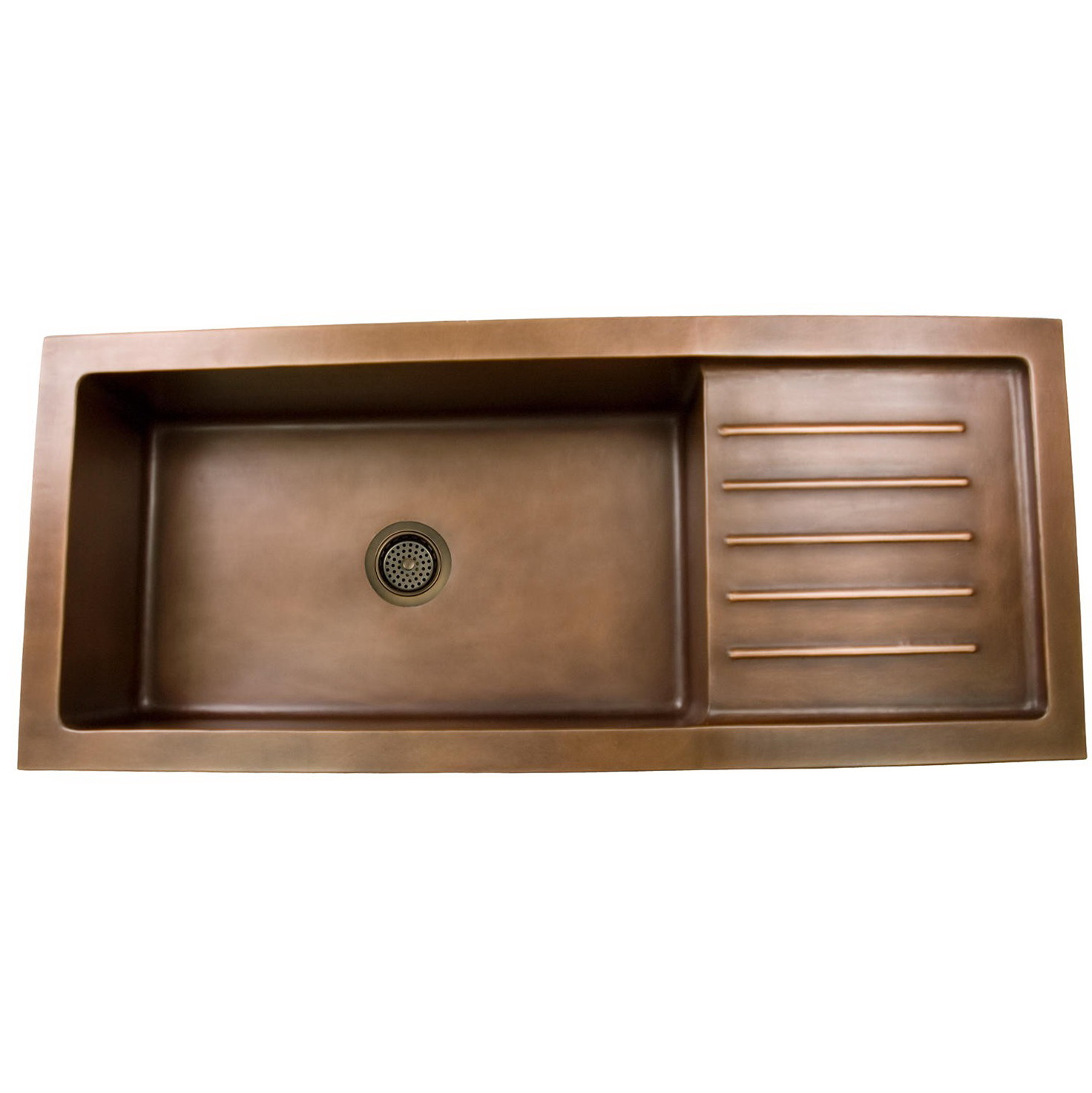 Copper Kitchen Sinks Undermount