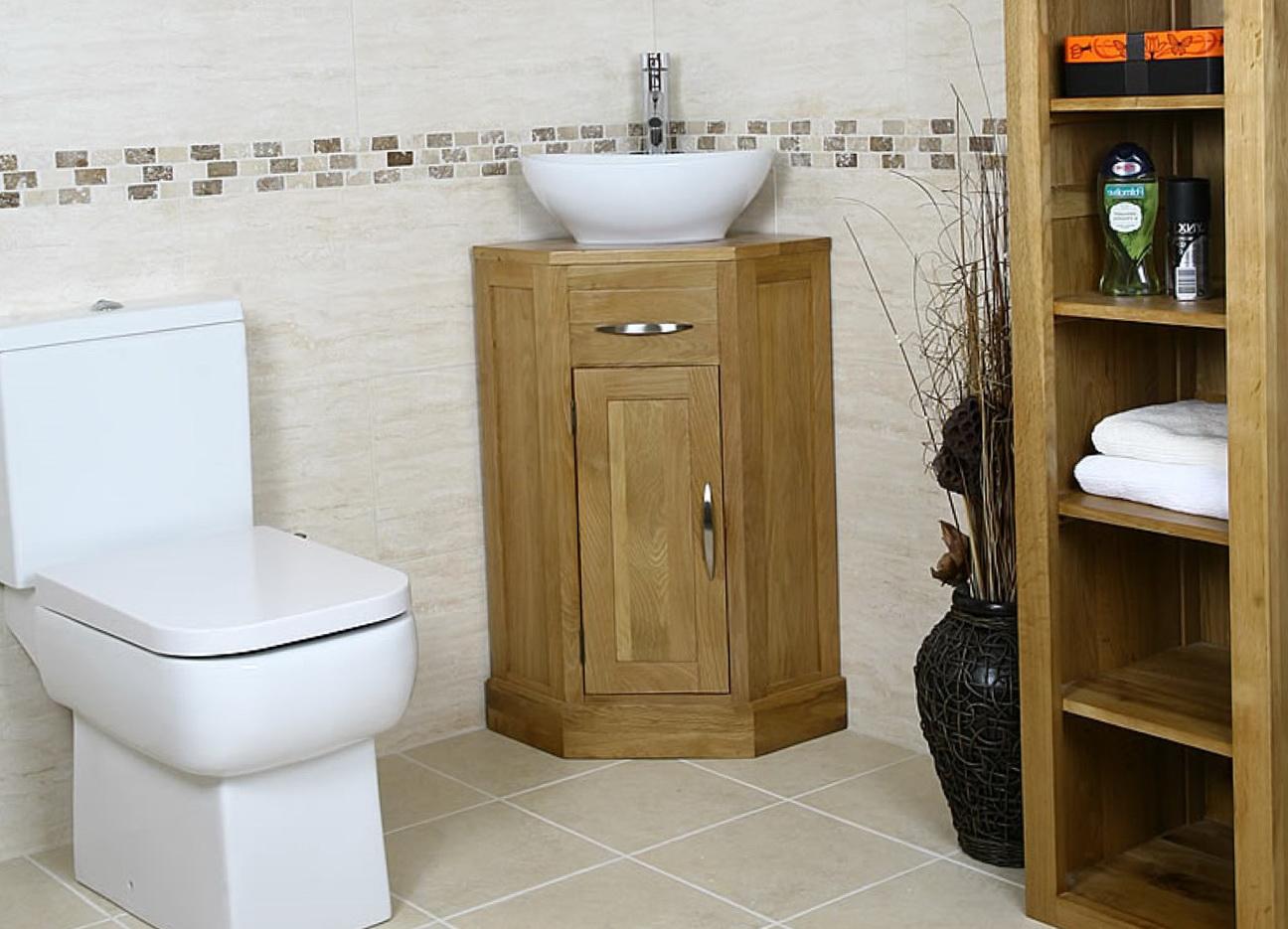 Corner Bathroom Sink Ideas