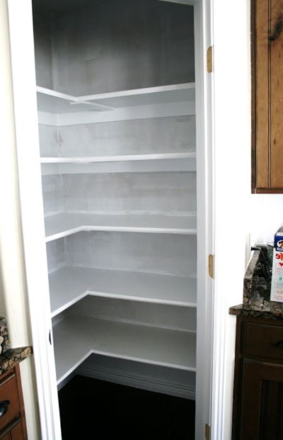Corner Kitchen Pantry Ideas