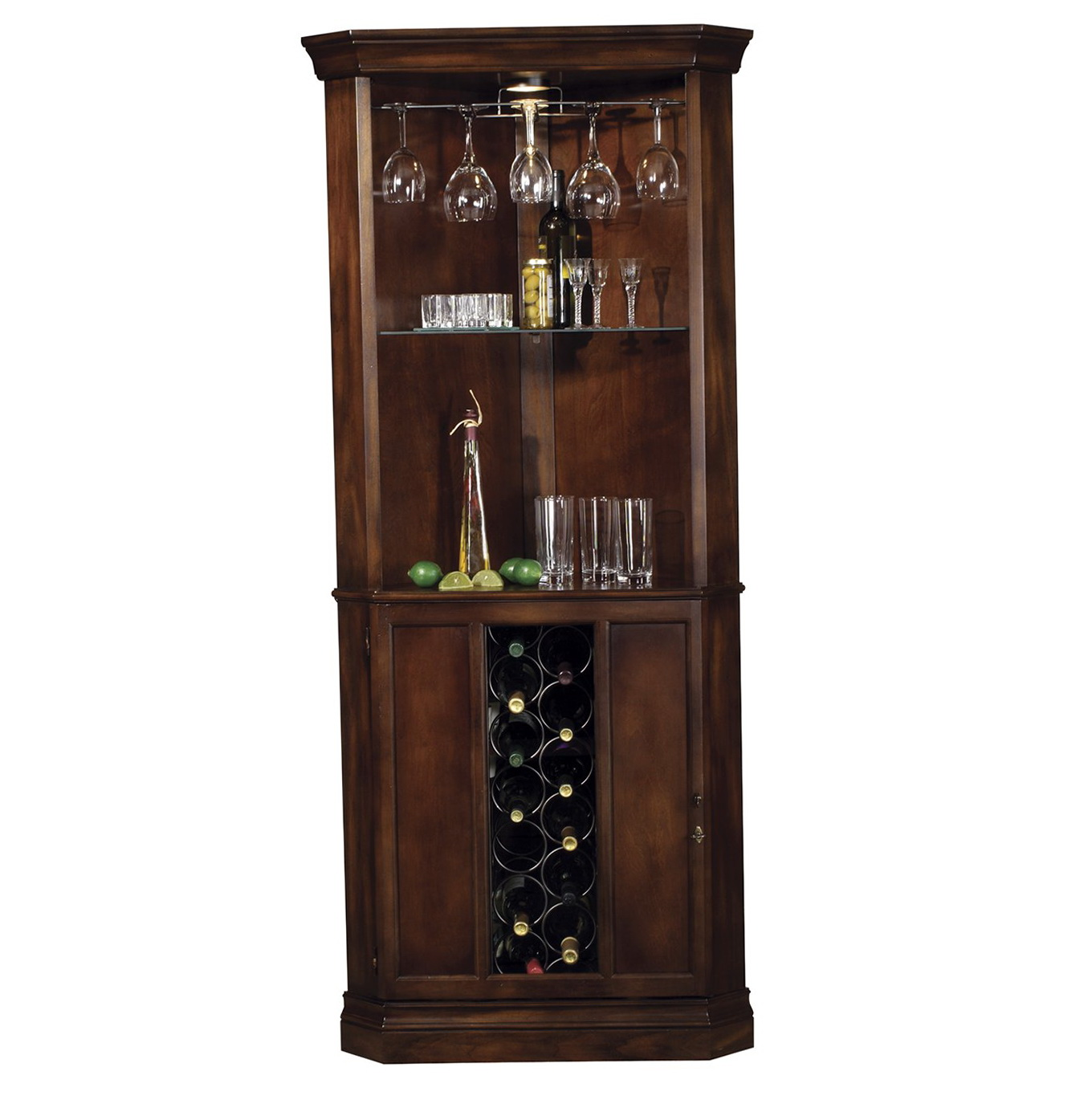 Corner Storage Cabinet Tall