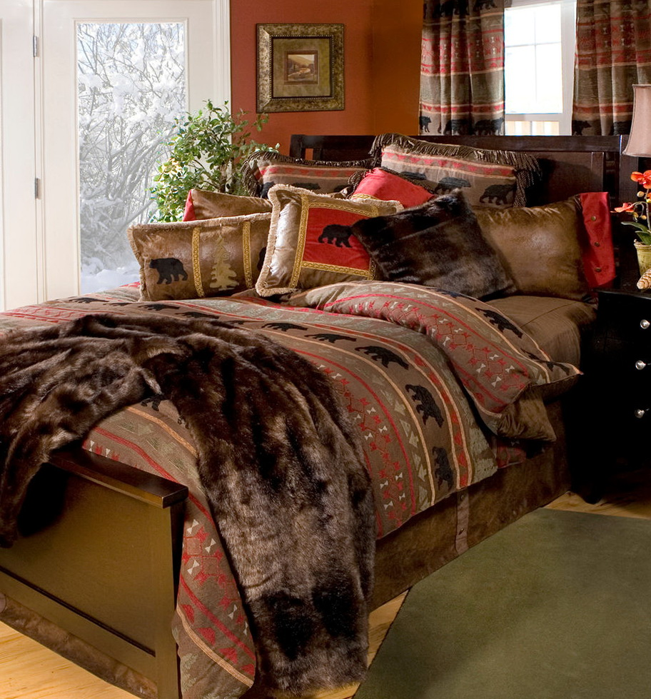 Country Bed In A Bag Sets