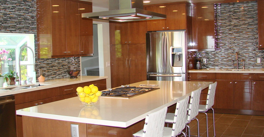 Custom Kitchen Islands Los Angeles