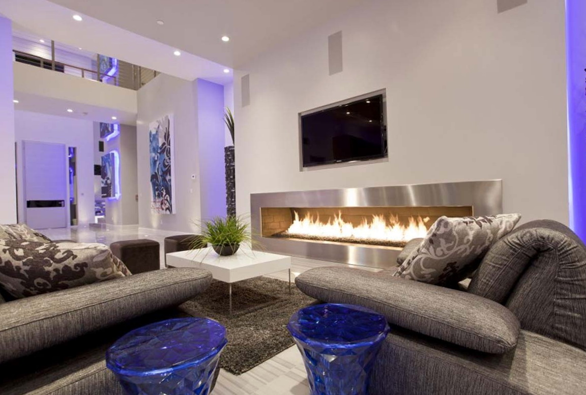 Decorating Ideas For Living Rooms With Fireplaces