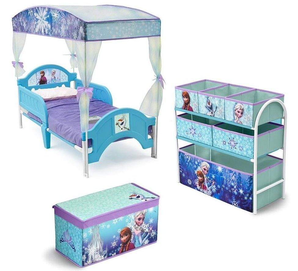 Disney Frozen Toddler Bed Sheets