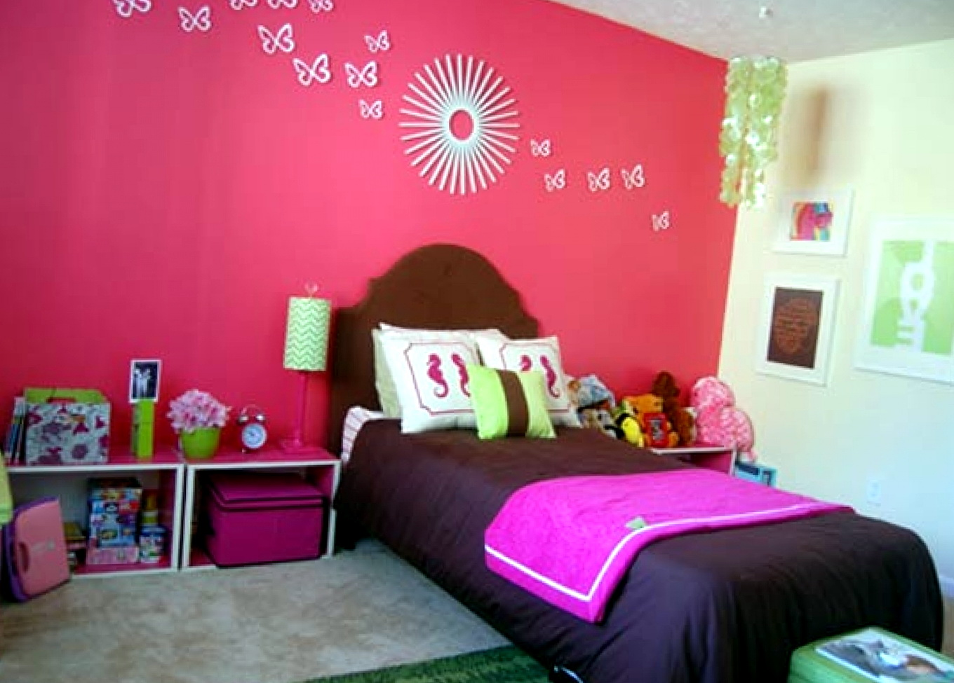 Diy Bedroom Ideas For Girls