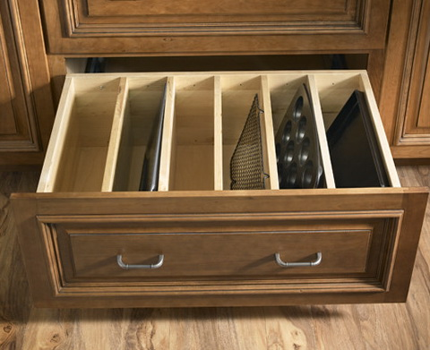 Diy Kitchen Cabinet Organizers