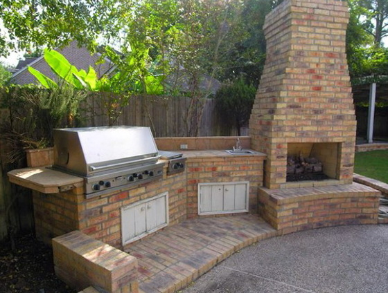 Diy Outdoor Kitchen Kits