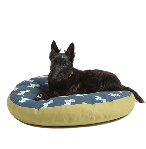 Dog Bed Covers Round