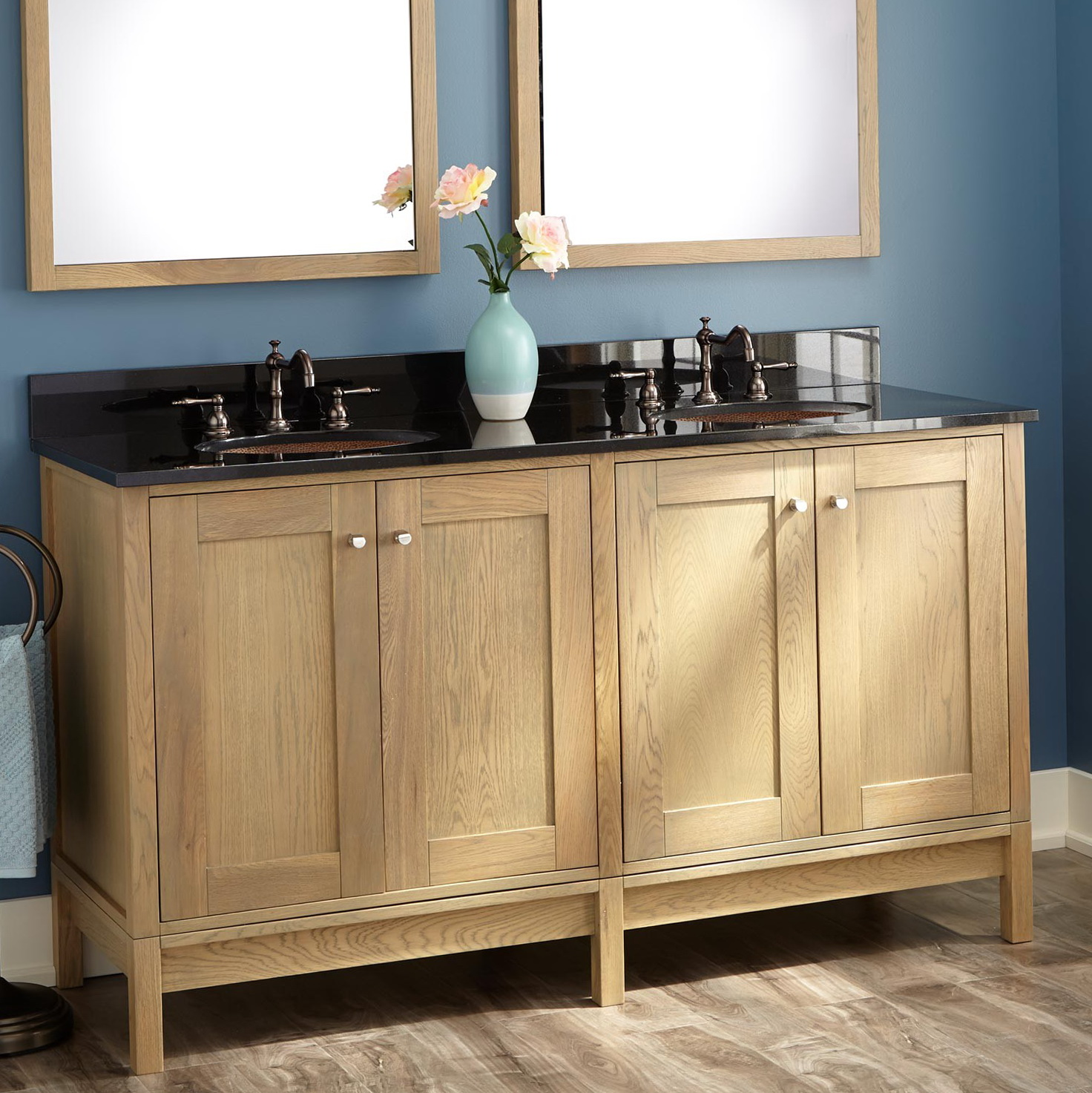 Double Bathroom Vanities Under $500