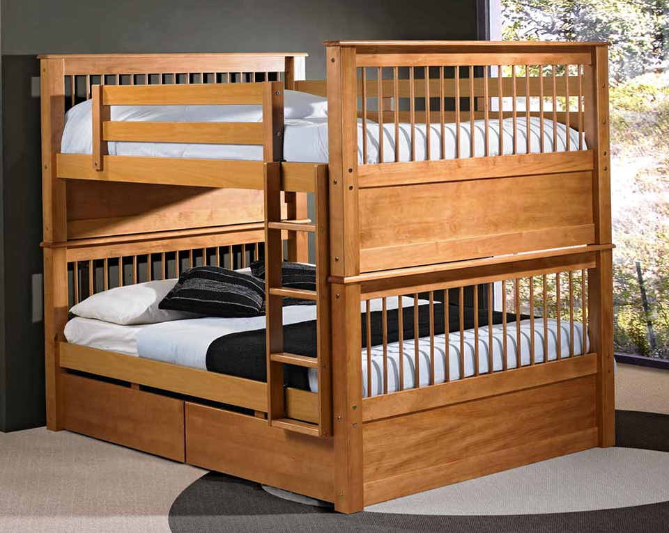 Double Bunk Beds For Adults